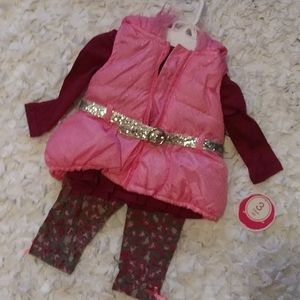 NWT 3 PC Outfit